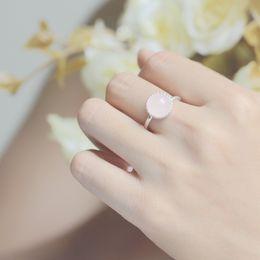 Wholesale Pink Rose Quartz Gemstone - Rose Quartz Gemstone Boho Magic Jewelry Pink Quartz ring,Pink Quartz jewelry,quartz crystal, July birthday stone,pink geode,