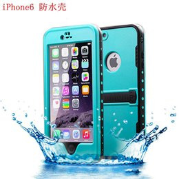 Wholesale Galaxy S3 Waterproof Shock Proof - 2017 Redpepper Waterproof Case For Iphone 6S 6 Plus 5S 5C 4S Samsung Galaxy S6 S3 S4 S5 Note 5 4 3 Shock proof DHL