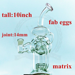 Wholesale Water Cooler Cheap - Corona Pink Colored Fab Egg Glass Water Pipes Smoing Pipe Solid Glass Bongs Recycler Oil Rigs Skull Face Cool Bubbler Cheap 14 mm male