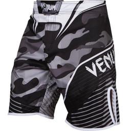 Wholesale Hero S - NEW stock--MMA Camo grey Hero fight short -- Muay Thai Boxing shorts