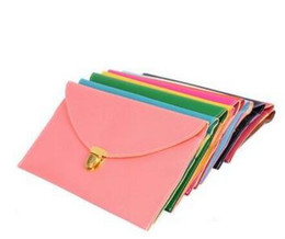 Wholesale Yellow Envelopes - 2016 hot sale Womens Envelope Clutch Chain Purse Lady Handbag Tote Shoulder Hand Bag free shipping