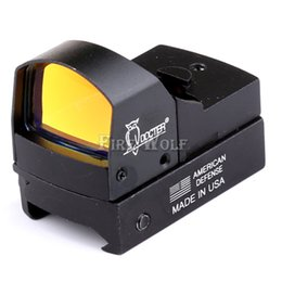 Wholesale Docter Sight - 2016 New Docter II Red Dot Reflex Sight Scope For AIRSOFT FREE SHIPPING Docter Red Dot Sight