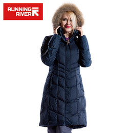 Wholesale Running Jacket Women Waterproof - Wholesale- RUNNING RIVER Brand Women Ski Jacket Warm Skiing Snow Jackets Hot Sale High Quality Woman Outdoor Sports Coat #L4993