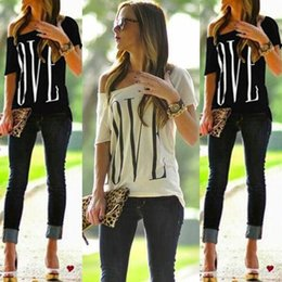 Wholesale Top Quality Wholesale Clothing - Wholesale-2016 New Women Lady Clothing T-Shirts Tops Loose Short Sleeve Cotton Casual Quality Shirt Tops Fashion Women Summer T-shirt