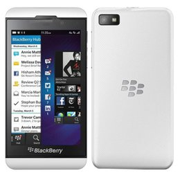 Wholesale Refurbished Original Blackberry Z10 Unlocked G LTE US EU Mobile Phone inch Dual Core GB RAM GB ROM MP Camera Smart Phone DHL