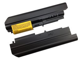 """Wholesale R61 Battery - 6Cell 5200mag Battery For Lenovo Thinkpad R400 Series 14.1"""" Widescreen R61 T400 T61 T61p R500 T500"""