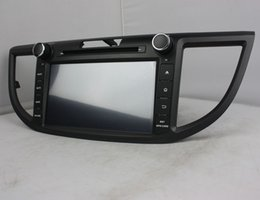 Wholesale Car Dvd Honda Crv - 8inch Car DVD player for Honda CRV Andriod 5.1 with GPS,Steering Wheel Control,Bluetooth, Radio