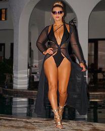 Wholesale Chiffon Clubbing Dresses - Women Chelsea Swimsuit K. LUX SEXY DRESS Brittany Bodysuit Mesh Midi Dress GREEK GODDESS COVER UP Kim K Mesh Dresses Plus Size