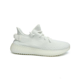 "Wholesale Summers Men - 2017 Boost 350 V2 ""Cream White"" SPLY-350 High Quality Cheap Discount Wholesale Kanye West 350 Boost Men's Trainers Sports Shoes With Box"