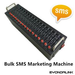 Wholesale Bulk Sim - Wholesale 16 Port GSM Bulk SMS Modem Q2403 Modem pool SIM bank box