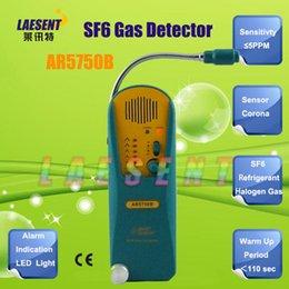 Wholesale Digital Combustible Gas - Wholesale- AR5750B Digital Combustible Gas Detector  Refrigerant Leak Detectors, SF6 Gas Detector, Carbon Monoxide Meter 5PPM