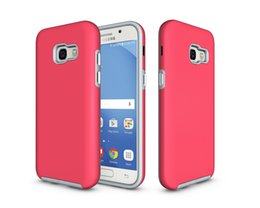 Wholesale Heavey Duty - For Samsung S7 Edge Anti Skid Armor Hard Heavey Duty PU Protection Phone Case Cover For Samsung S7 active S8 S8 Plus J5 J7 Prime S5 S6 Note8