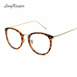 Wholesale Point Reading - Wholesale- Reading Glasses Retro Women Men Metal Points Womens Eye Glasses Frame Brand Optical UV Protection Vintage Female Eyeglasses 221