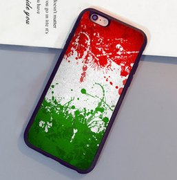 Wholesale Iphone 4s Back Cover Flag - Custom Mexico Mexican Flag Printed Phone Cases For iPhone 6 6S Plus 7 7 Plus 5 5S 5C SE 4S Back Cover