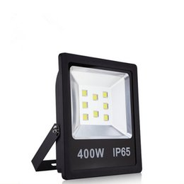 Wholesale Power Projects - High Power CREE 400W Led Floodlight Landscape Lighting Outdoor Project Led Flood Light Lamp Waterproof Street Light Led Tunnel Lights