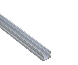 Wholesale T8 12v Led - 10 X 1M sets lot Al6063 T3-T8 U type led aluminum extrusion and led channel for ceiling or wall lighting