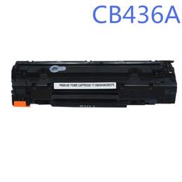Wholesale Toner For Hp Laserjet - Toner Cartridge for HP CB436A 36A for HP LaserJet P1005 P1006 LaserJet P1505 P1505N M1120 M1120n