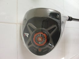 Wholesale Golf Clubs R1 - R1 Driver Golf Driver Golf Clubs Adjustable Lofts Regular or Stiff Graphite Shaft With Head Cover