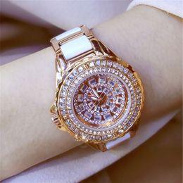 Wholesale Chains Wristwatch - Women Watch Female Wristwatch BS High Quality Chain Watch Diamond Brand Female Watch Fashion Luxury Ladies Dress Quartz Movement