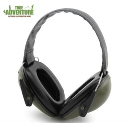 Wholesale Anti Noise - TB11-005 Outdoor head-mounted anti-noise earphones shooting practice tactical sound insulation ear cover hunting protective equipment