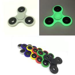 6 Farben Tri-Spinner Zappeln Spielzeug Kunststoff EDC Hand Spinner Für Autismus und ADHS Angst Stressabbau Fokus Spielzeug von Fabrikanten