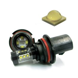 Wholesale Osram H9 - Super Bright H8 H11 80W 2525 12SMD 10-30V Osram Red Yello Bule Car Fog Lamp LED Headlight