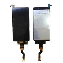 Wholesale alcatel digitizer - Wholesale-4.7 inch For Alcatel One Touch Idol 3 6039 6039A 6039K 6039Y LCD Display Digitizer Touch Screen Assemblely Black