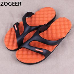Wholesale Beach Sandal Bathroom - Wholesale-Hot 2016 Summer Beach Sandals Home Bathroom Flat Slippers Beach Shoes Flip Flops for Men And Women New Lovers