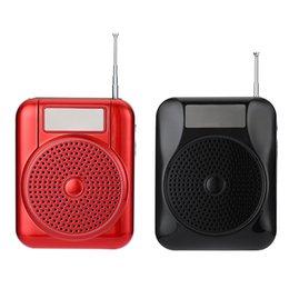 Wholesale Amplifier Voice Speaker - Portable High Quality LONGRUNERL-68 Compact Voice Amplifier FM Radio Speaker Music Player