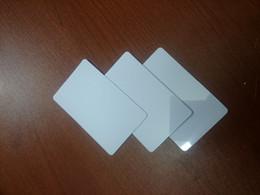 virutas secas Rebajas Al por mayor- 1000pcs / lot NTAG203 tarjeta de pvc negro 13.56MHz tarjeta NFC