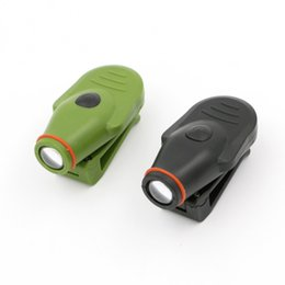 Wholesale Led Clip Hat Cap - Mini LED Headlight Headlamp Flashlight Cap Hat Torch Head Light Lamp Outdoor Fishing Camping Hunting Clip On With Battery