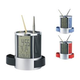 Wholesale Net Factory - Calendar iron net pen creative office electronic gift factory direct wholesale