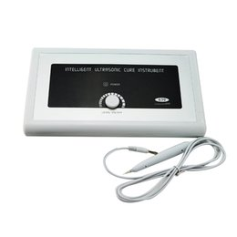 Wholesale Ultrasonic Freckle Removal Machine - New Arrival and 100% High Quality Ultrasonic Pigment Freckle Spots Removal Anti Aging Beauty Facial Machine