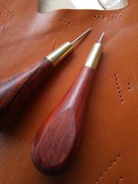 Bricolage cuir artisanal outils poinçon diamant poinçon poinçon alu ? partir de fabricateur