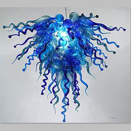 Wholesale Unique Knobs - venetian murano chandelier ceiling lights hand blow glass chandelier lighting unique crystal chandeliers living room chandelier
