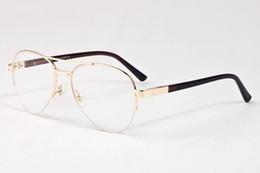 Wholesale Wind Pilot - 7 mix wind 2017 Fashion Women Sunglasses clear lenses Luxury Brand Designer Sun glasses buffalo horn glasses Eyewear UV400 free shipping