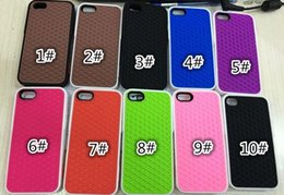 Wholesale Van Wholesalers - For iphoneX Waffle Soft Silicone Case Van Shoe phone Case Back Biscuit cover for iphone8 7 plus 6 6splus 5s 4S