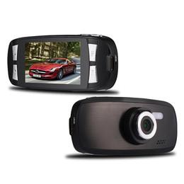 "Wholesale Monitor Full Hd Led - 50pcs Kingmak G1W Original Dashboard Camera Full HD 1080P car dvr Camera Dash Cam H.264 2.7"" LCD G-Sensor LDWS FCWS Parking Monitor"