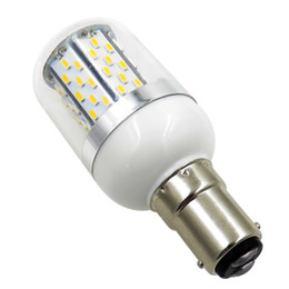 Wholesale 12v Bulb 1142 - BA15D 1142 1178 1157 LED Corn Bulb 5W 78-3014 SMD AC 110V 220V   AC DC 12-24V Daylight Chandelier Light Lamp White Warm (Pack of 10)