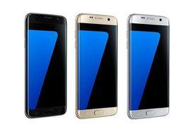 Wholesale Dual Sim 3g 1gb Ram - Goophone S7 edge Phone Android 1GB Ram 4GB 8GB Rom 3G WCDMA Quad Core Show MTK6592 Octa Core 3GB Ram 64GB Rom fake LTE Smart phone