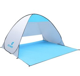 beach tents Coupons - Wholesale- Manufacturers wholesale tents, beach tents KEUMER guang jie auto speed on folded double fishing tents outdoor