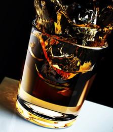 pietre di whisky in acciaio inox Sconti Halloween Bar Teschio Refrigeratori in acciaio inossidabile Pietra Whisky Vino Birra Pietre Raffreddatore di ghiaccio Roccia Cubetto di ghiaccio Alcool Barra di metallo raffreddata fisica