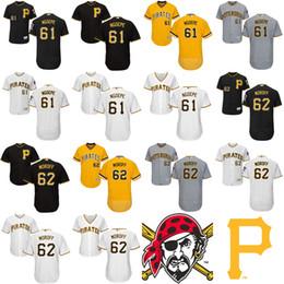 Wholesale Cheap Baseball Gifts - 2017 Adult Women Youth Toddler Pittsburgh Pirates 61 Gift Ngoepe 62 Max Moroff Home Away Alternate Cheap Cool Flex Base Baseball Jerseys