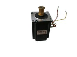 Wholesale Stepping Machine - Step motor 573S15-LS for laser engraving machine y axis transmission   3 phase leashine brand for 3D printer machine