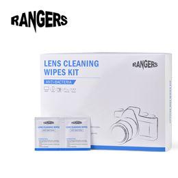 Wholesale Microfiber Cleaning Set - Wholesale- Rangers 200pcs Microfiber Lens Cleaning Wipes Paper Set for Camera Lens Eyeglasses Laptop Other Precision Optical Lens RA103