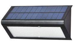 Housse d'ampoule imperméable à l'eau en Ligne-NOUVELLE Arrivée Capteur de Radar Solaire Alimenté Lumière Extérieure Lampe LED Mur Lumière Jardin Lampe ABS + PC Couverture 6W 800lm Ampoule Étanche LLFA