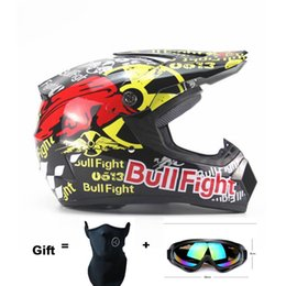 Wholesale Child Motorcycle Helmet - Wholesale- Hot sale motorcycle Adult child motocross Off Road Helmet ATV Dirt bike Downhill racing helmet cross Helmet