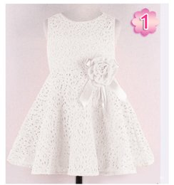 Wholesale Noble Child - Wholesale- Fashion 2014 Summer New girls kids Children noble fairy bow princess lace dress high quality