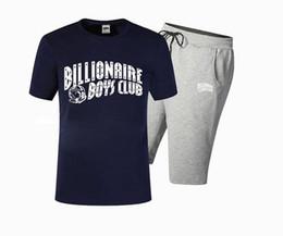 Wholesale New Hip Hop Pants - s-5xl free shipping NEW Mens print top hip hop Casual Geometric bbc t-shirt +pants print clothing,
