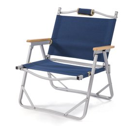 Wholesale folding camp chairs - Wholesale- SUFEILE Outdoor Aluminum folding beach chair Aluminum Fishing Chair Portable Folding Beach Chair Outdoor Camping D5